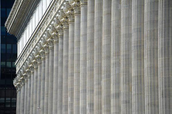 John Schneider Wall Art - Photograph - Columns by John Schneider