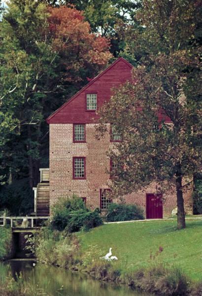 Colvin Run Mill Art Print