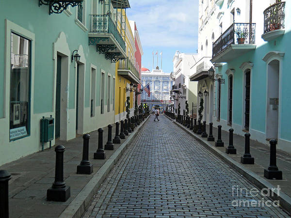 Photograph - San Juan Puerto Rico by Roberta Byram