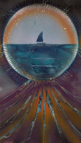 Painting - Come Sail Away by Jason Girard