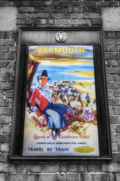 Barmouth Photograph - Come To Barmouth by Ian Mitchell