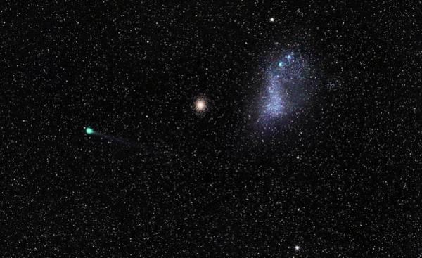 C-17 Photograph - Comet by Luis Argerich