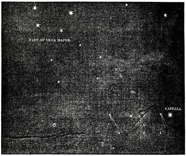 Ursa Major Photograph - Comet Observations by Royal Astronomical Society/science Photo Library