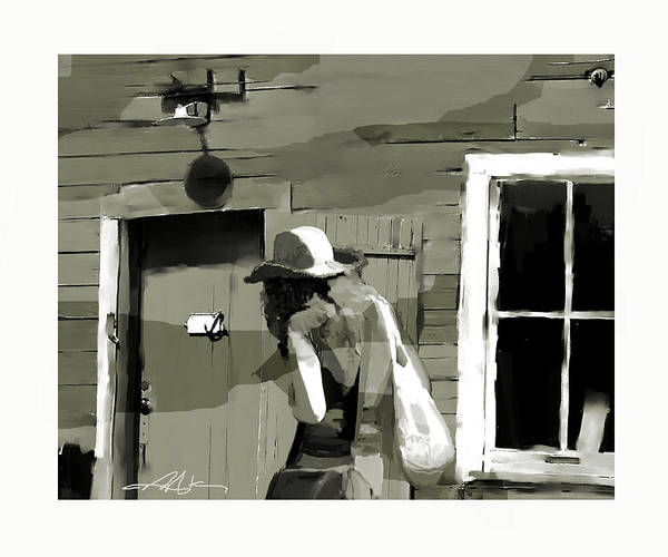 Wall Art - Painting - Coming Home by Bob Salo