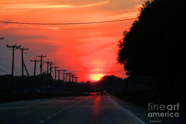 Photograph - Coming Home From Henryville by Deborah Benoit