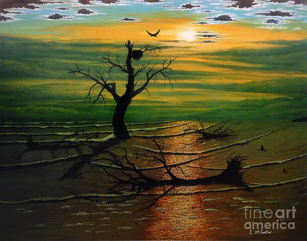 Hilton Head Island Painting - Coming Home by Jeff McJunkin