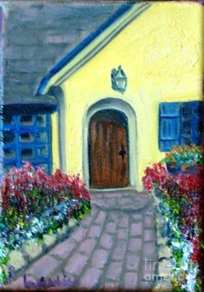Painting - Coming Home by Laurie Morgan