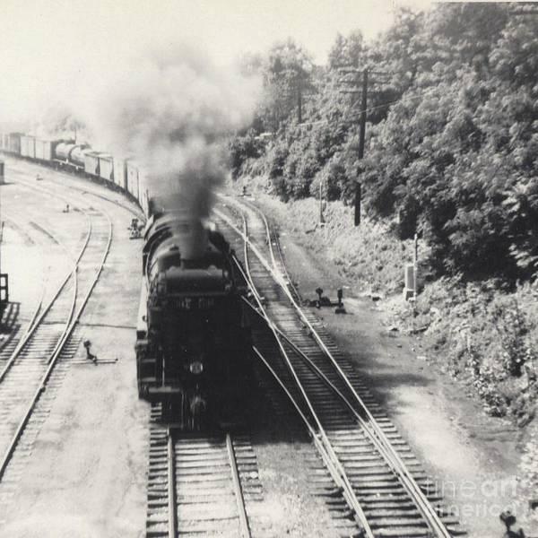 Photograph - Coming Into Lexington Ky  by David Neace