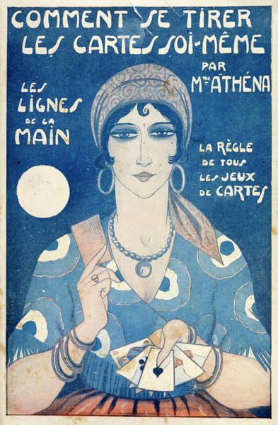 Interpret Drawing - 'comment Se Tirer Les Cartes  Soi-meme' by Mary Evans Picture Library
