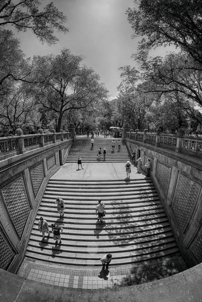 Photograph - Commute by Paul Watkins