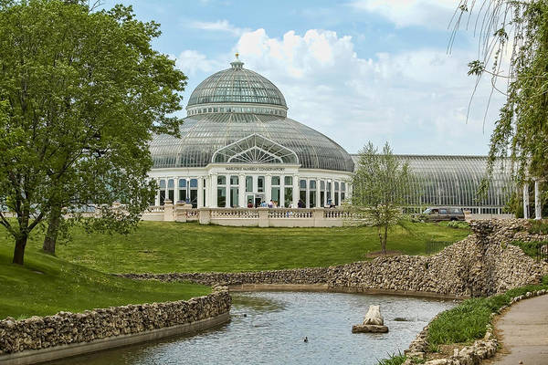 Wall Art - Photograph - Como Conservatory by Near and Far Photography