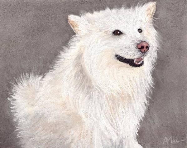 Painting - Companion by Anastasiya Malakhova