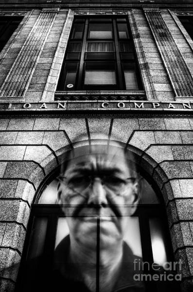 Photograph - Company Man by Michael Arend