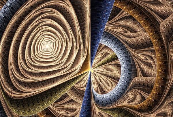 Digital Art - Complexity by Anastasiya Malakhova