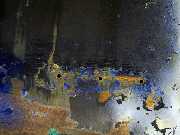 Photograph - Compromised Surface by Lynda Lehmann