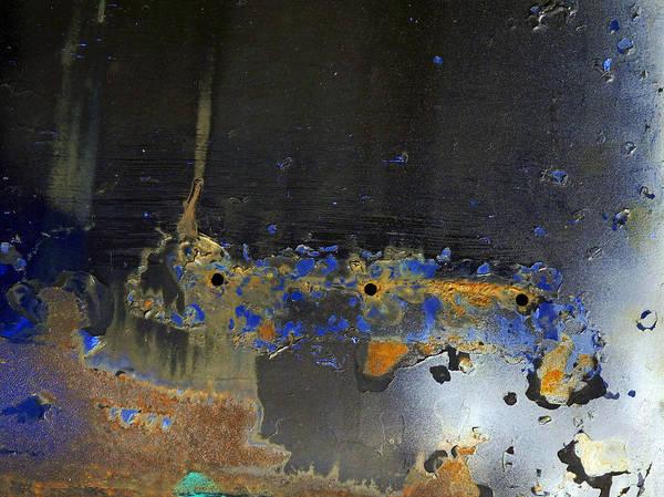 Photograph - Compromised Surface by Lynda Lehmann