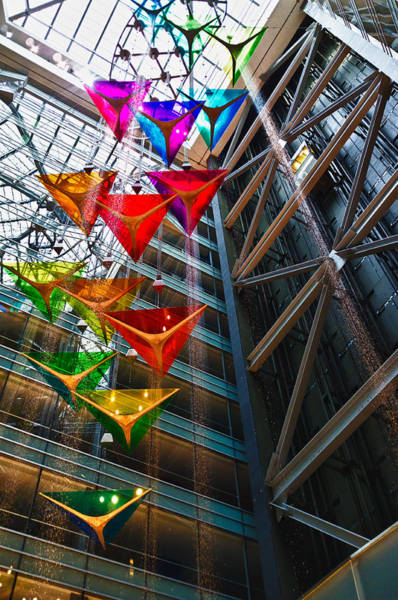 Photograph - Compuware by Thomas Hall