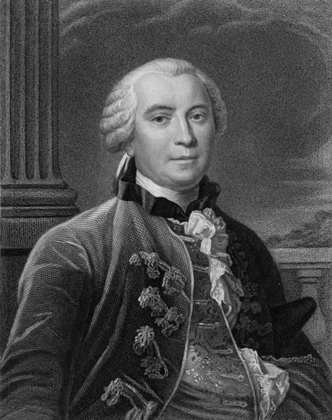 Wall Art - Photograph - Comte De Buffon, French Naturalist by Science Photo Library