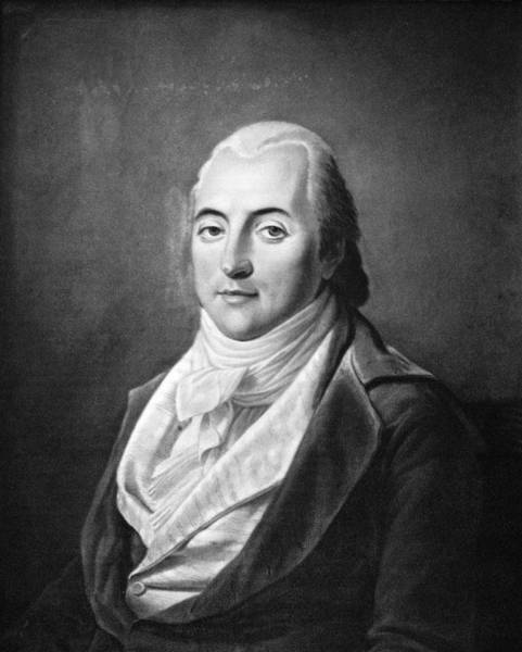 Painting - Comte De Saint-simon (1760-1825) by Granger