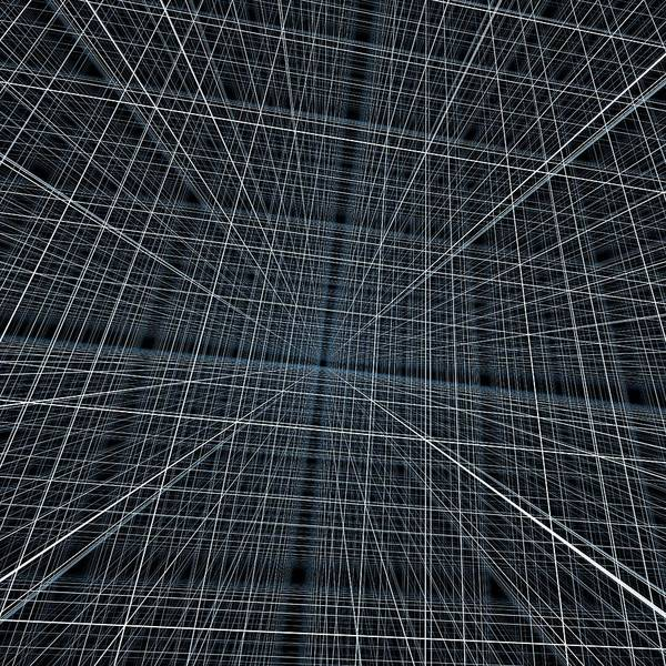 Dimension Wall Art - Photograph - Concept Of Space by Robert Brook/science Photo Library