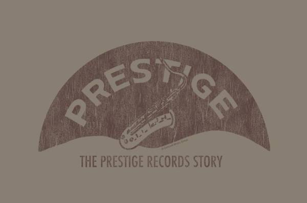 Wall Art - Digital Art - Concord Music - Presige Vintage by Brand A