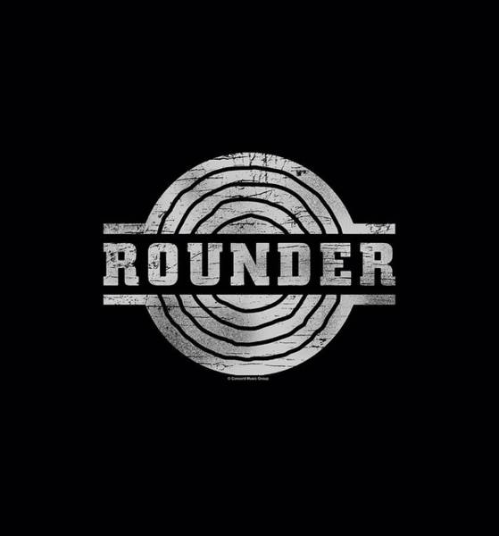Wall Art - Digital Art - Concord Music - Rounder Retro by Brand A
