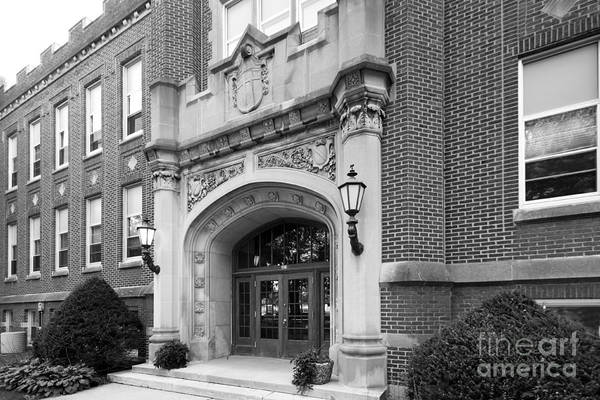 Luther Photograph - Concordia University Meyer Hall by University Icons