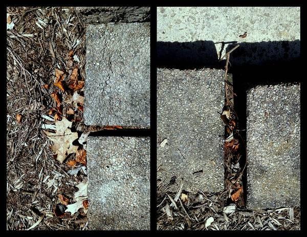 Photograph - Concrete Concepts by Marlene Burns
