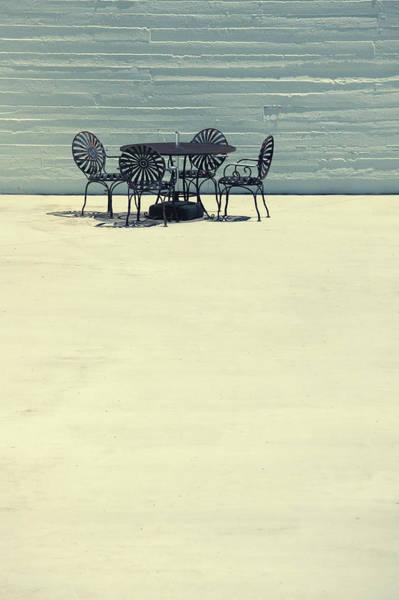 Vertical Garden Photograph - Concrete Garden by Lordrunar