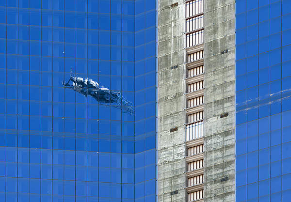 Furon Photograph - Concrete Illusion by Daniel Furon