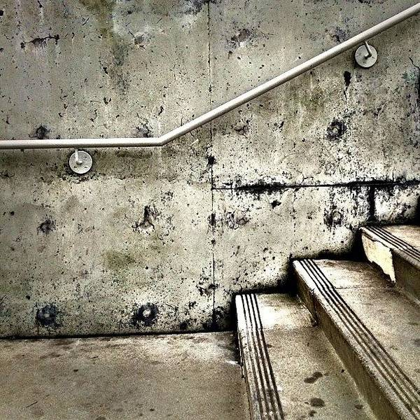 Wall Art - Photograph - Concrete by Julie Gebhardt