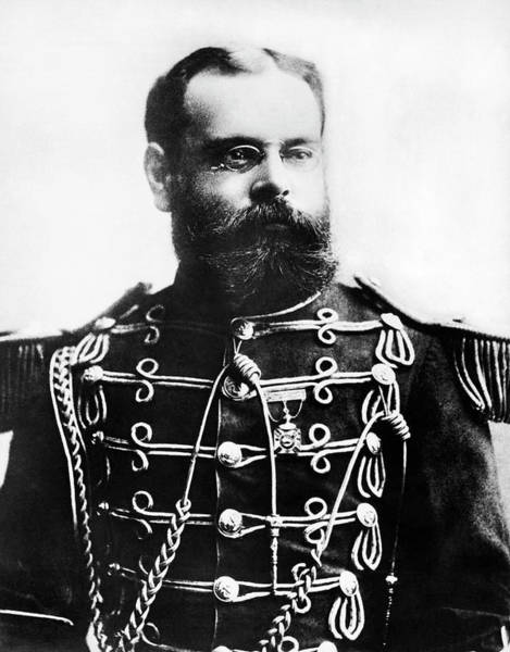 Photograph - Conductor John Philip Sousa by Underwood Archives