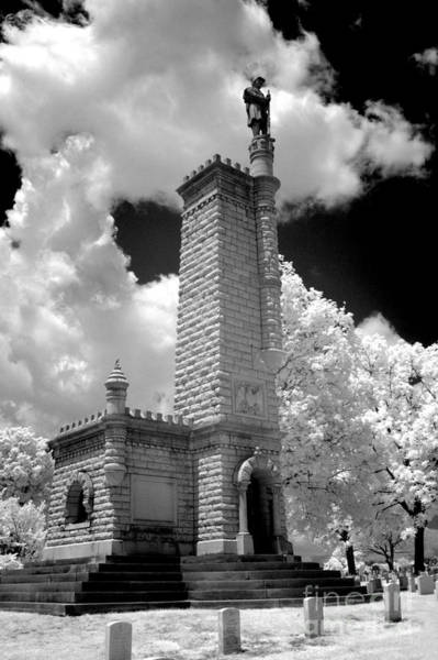 Wall Art - Photograph - Confederate Resting Place by Paul W Faust -  Impressions of Light