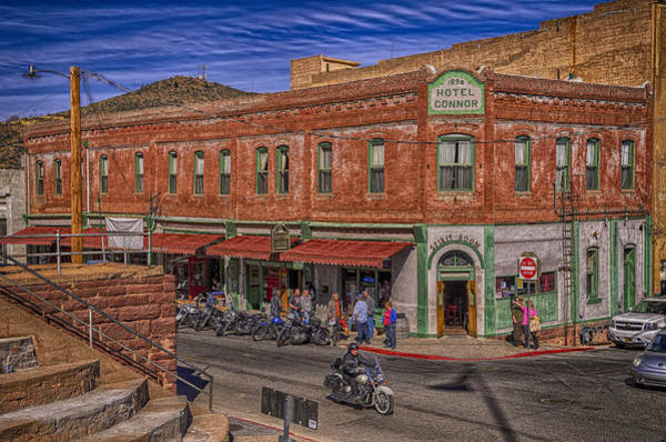 Photograph - Connor Hotel No.01 by Mark Myhaver