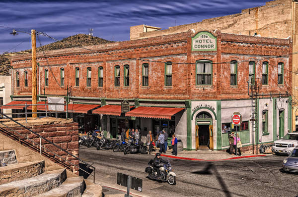 Photograph - Connor Hotel No.02 by Mark Myhaver