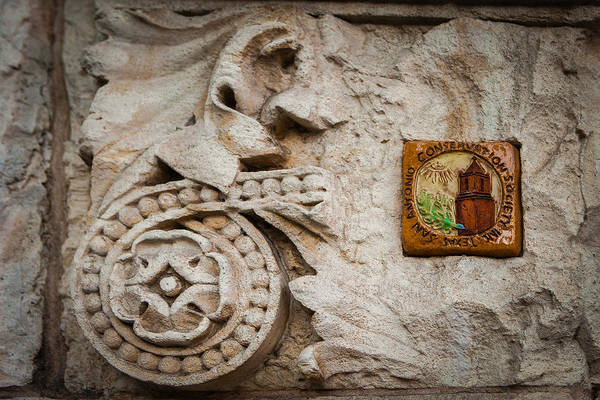 Photograph - Conservation Stone by Melinda Ledsome
