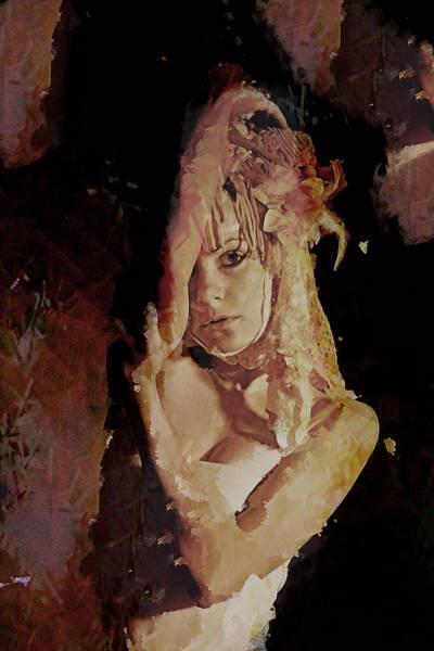 Constant Portrait Art Print