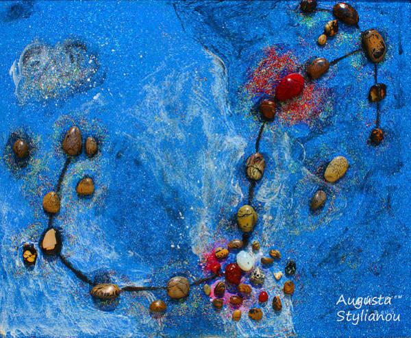Painting - Constellation Of Scorpio by Augusta Stylianou