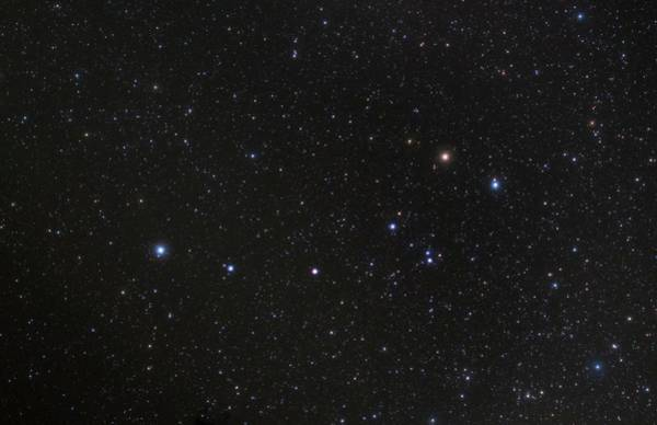 Wall Art - Photograph - Constellation Of Ursa Minor by Tony & Daphne Hallas/science Photo Library