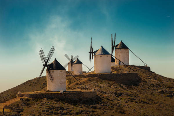 Wall Art - Photograph - Consuegra by J. Antonio Pardo