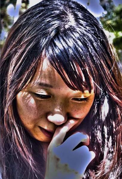 Photograph - Contemplation by Tim Ernst