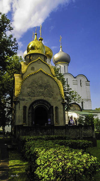 Wall Art - Photograph - Convent - Moscow - Russia by Madeline Ellis
