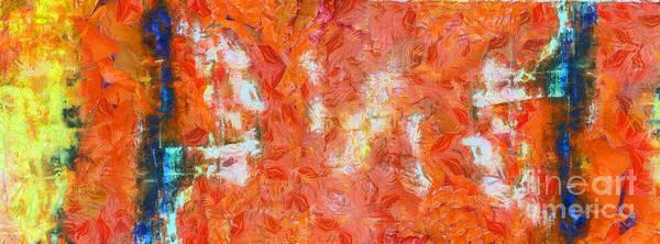 Conversation Photograph - Conversation Abstract by Edward Fielding