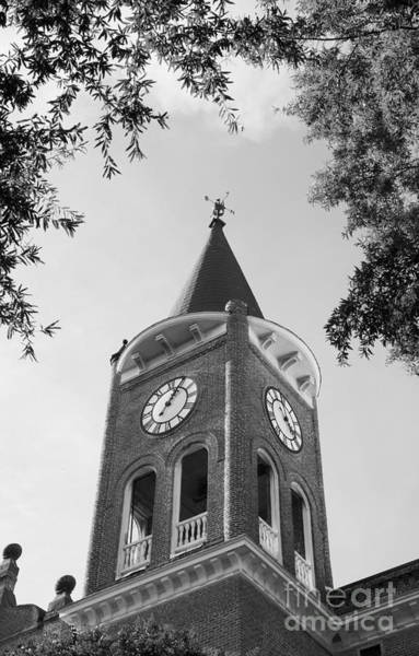Photograph - Converse College Wilson Hall by University Icons