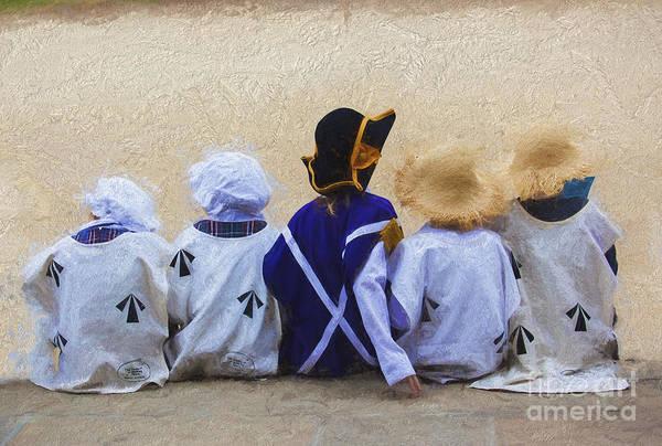 Wall Art - Photograph - Convict Kids by Sheila Smart Fine Art Photography