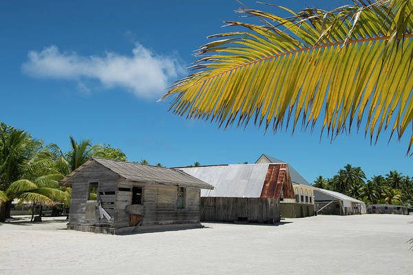 Atoll Photograph - Cook Islands Palmerston Island Current by Cindy Miller Hopkins