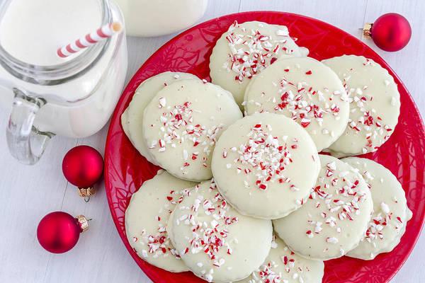 Photograph - Cookies For Santa by Teri Virbickis