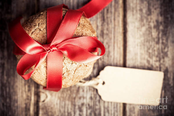 Wall Art - Photograph - Cookies With Tag Retro by Jane Rix
