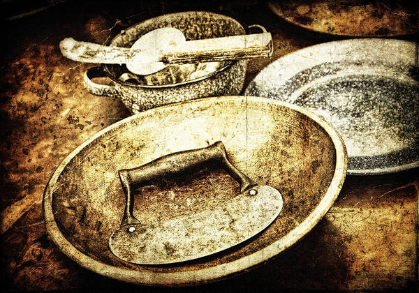 Photograph - Cooking Old Style by Lincoln Rogers