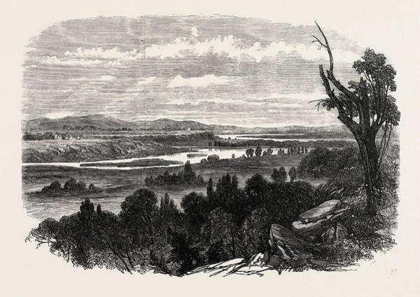 Cooks River Dam, Botany Bay, New South Wales Art Print